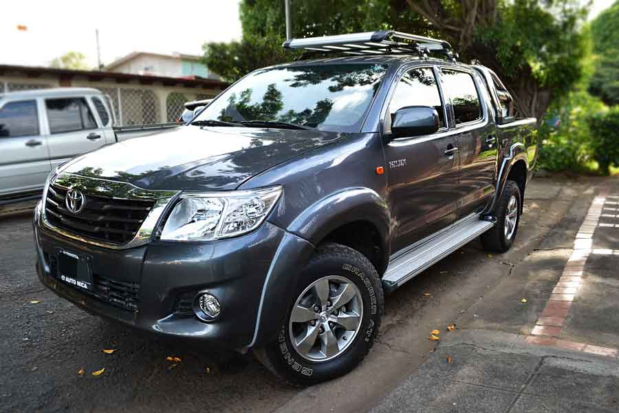 Nissan Frontier Guatemala Damaged Salvage Accidental