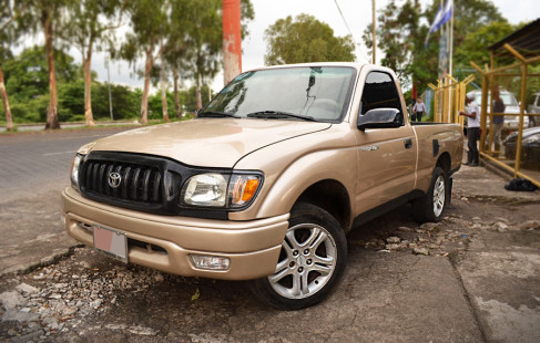 toyota tacoma 2 7cc 2003 en managuaautos e l p i b e carros usados en nicaragua autos usados. Black Bedroom Furniture Sets. Home Design Ideas